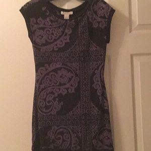 long T-shirt or short dress